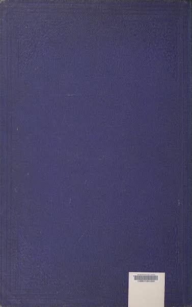 Victoria Falls, Zambesi River - Back Cover (1865)