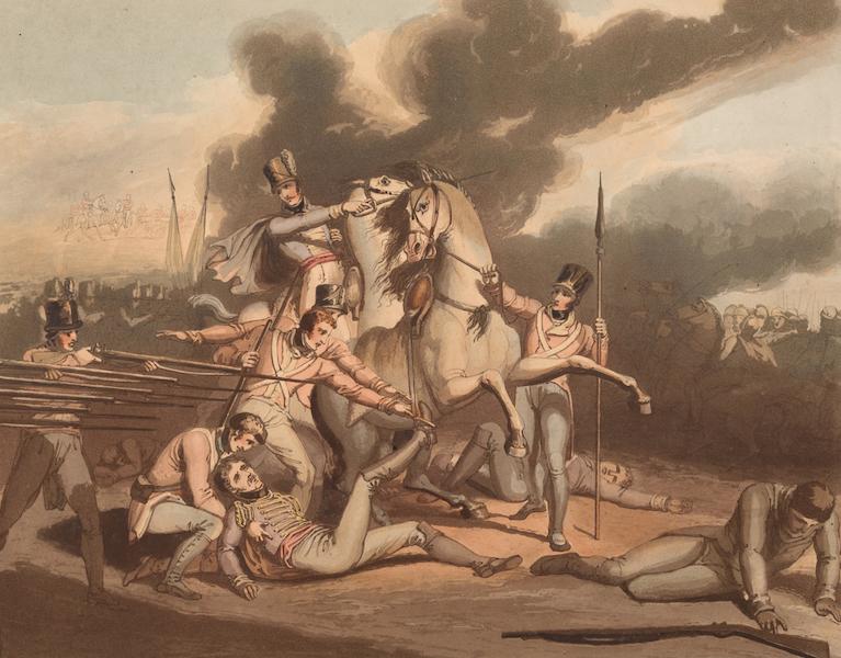 Victories of the Duke of Wellington - Batle of Talaviera in 1809. (1819)