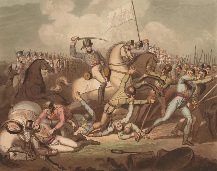 Victories of the Duke of Wellington - Salamanca. 1812. (1819)