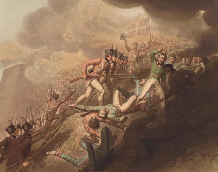 Victories of the Duke of Wellington - St. Sebastian. 1813. (1819)
