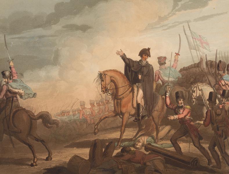 Victories of the Duke of Wellington - Waterloo in 1815. (1819)