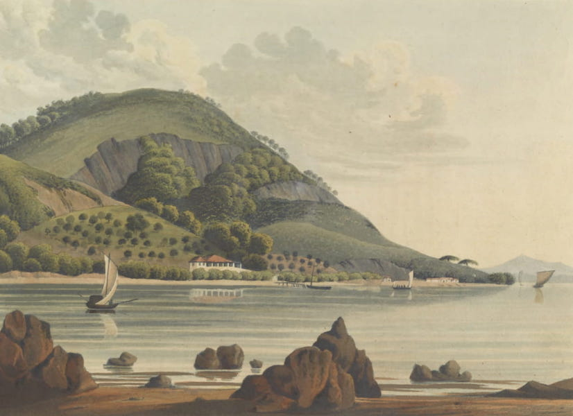 Views and Costumes of the City and Neighbourhood of Rio de Janeiro - Braganca (1822)