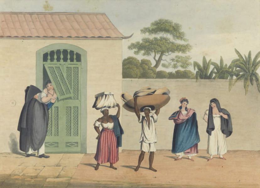 Views and Costumes of the City and Neighbourhood of Rio de Janeiro - Huma Historia (1822)
