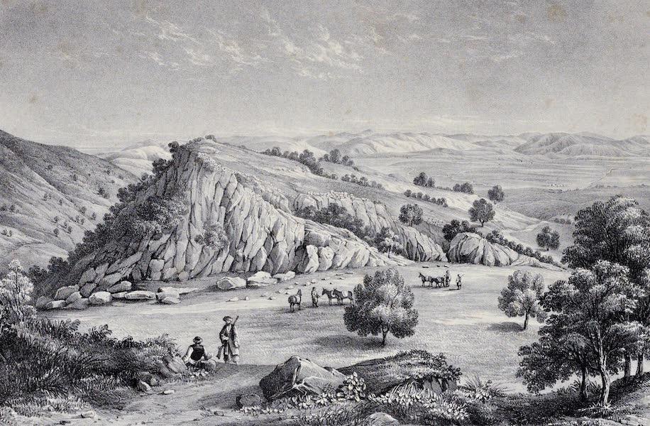 Views and descriptions of Cyclopian, or, Pelasgic remains - Lykosura (1834)