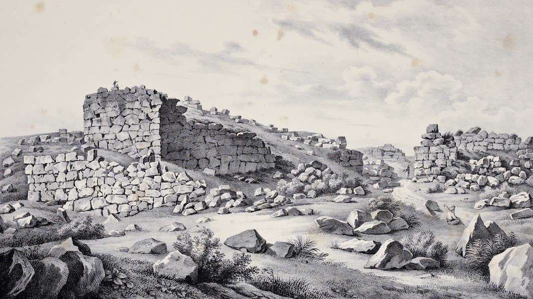 Walls of Tiryns