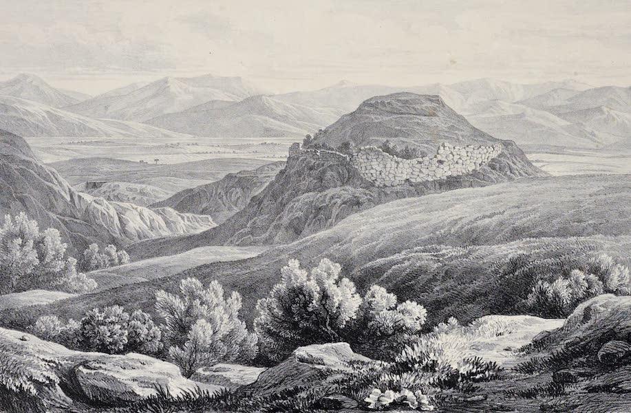 Views and descriptions of Cyclopian, or, Pelasgic remains - Acropolis of Mycenae (1834)