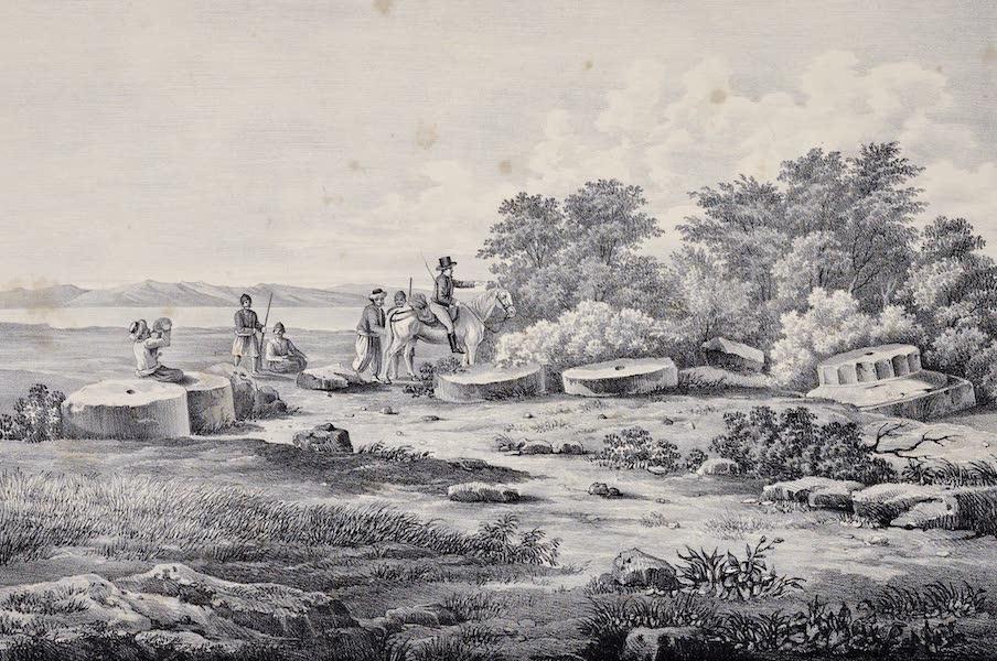 Views and descriptions of Cyclopian, or, Pelasgic remains - Doric Building at Thoricos (1834)