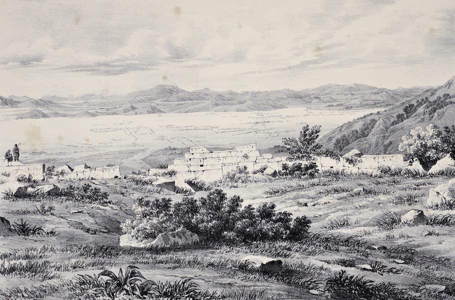 Views and descriptions of Cyclopian, or, Pelasgic remains - Ruins of an Ancient City near Mesaloggion in Aetolia [I] (1834)