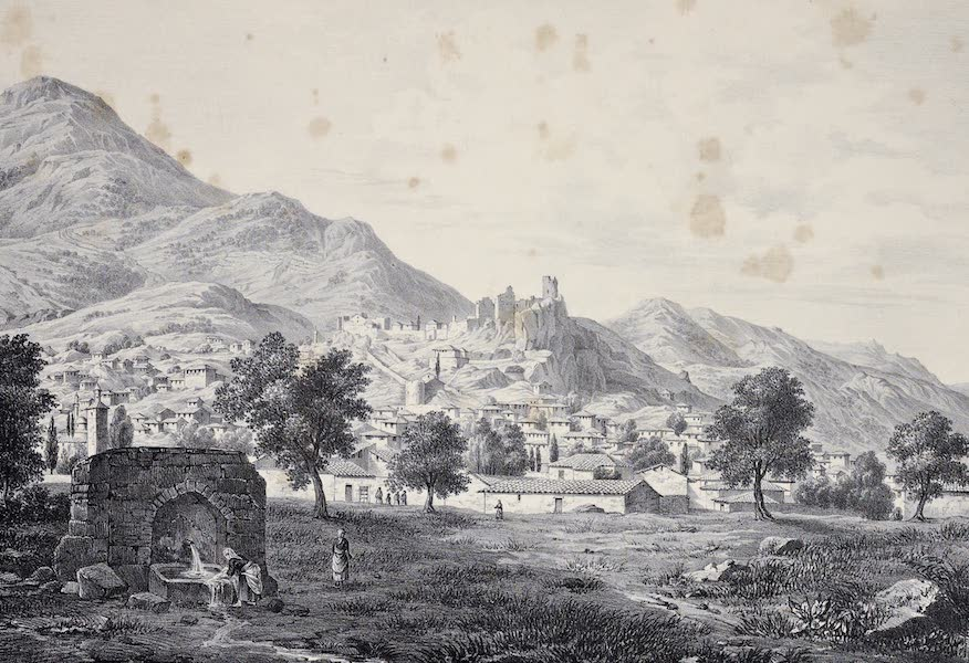 Views and descriptions of Cyclopian, or, Pelasgic remains - Town of Salona and Ruins of amphissa the Ancient Capital of Ozolaia Locris (1834)