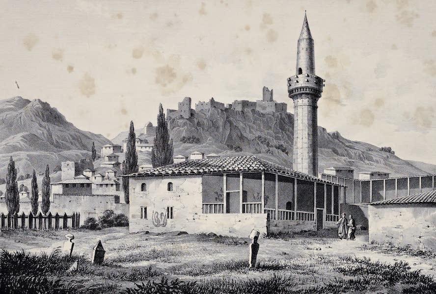 Views and descriptions of Cyclopian, or, Pelasgic remains - Acropolis of Amphissa (1834)