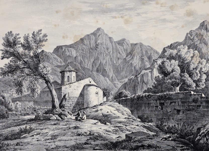 Views and descriptions of Cyclopian, or, Pelasgic remains - Ruins at Delphi in Phocis (1834)
