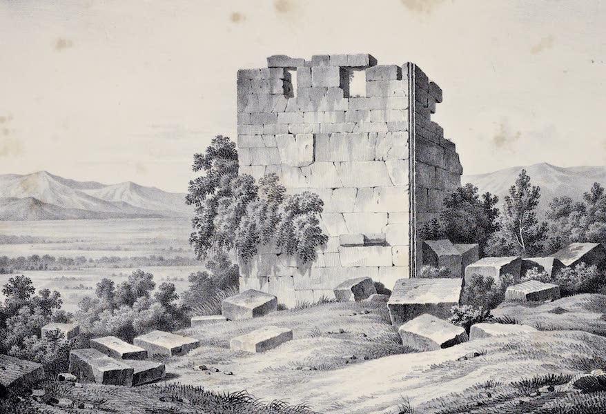Views and descriptions of Cyclopian, or, Pelasgic remains - Ruins of Lilai (1834)