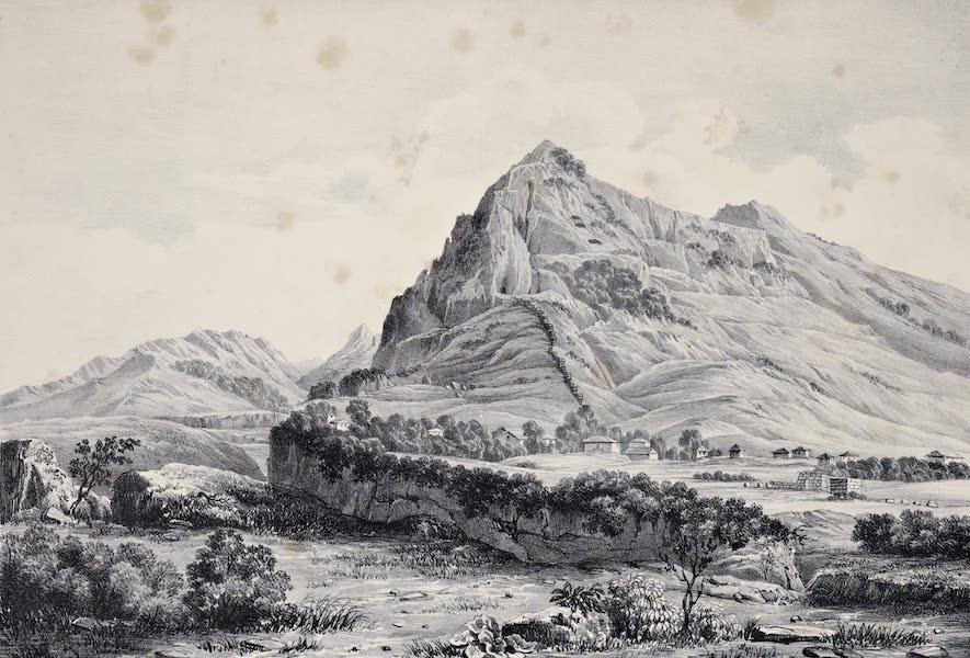 Views and descriptions of Cyclopian, or, Pelasgic remains - Ruins of Tithoraia in Phocis (1834)