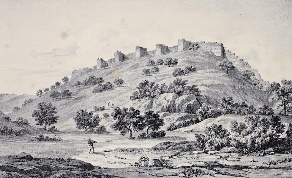 Views and descriptions of Cyclopian, or, Pelasgic remains - Ruins at Gyphto Castro Eleutherai (1834)