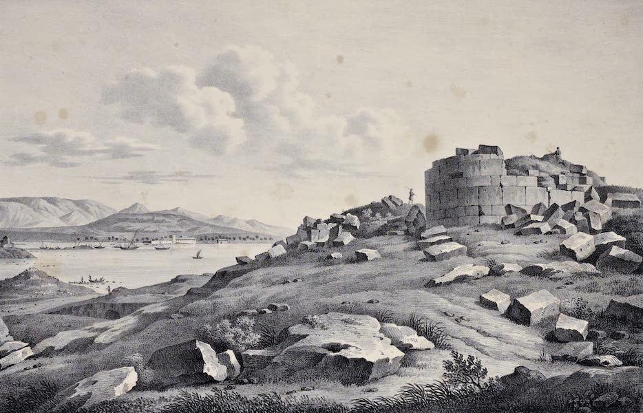 Views and descriptions of Cyclopian, or, Pelasgic remains - Ruins at the Peiraieus (1834)