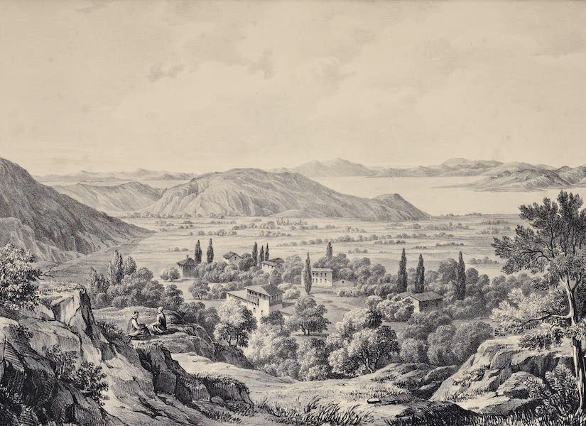 Ruins of Iolchos in Thessaly