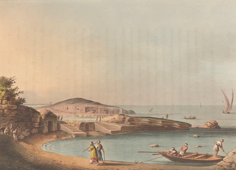 Baths of Cleopatra, at Alexandria
