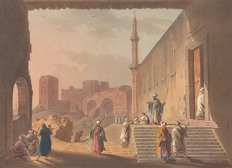 Ruins in the Castle of Cairo, near Joseph's Hall