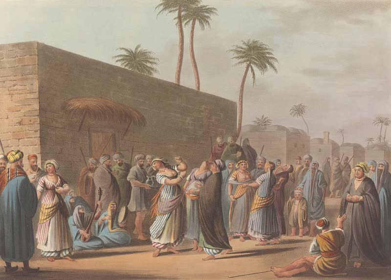 An Egyptian Ball, at Ned Sili
