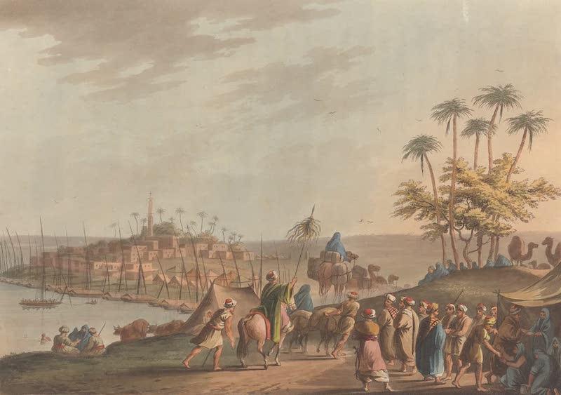 An Egyptian Fair at Kafr Radoin