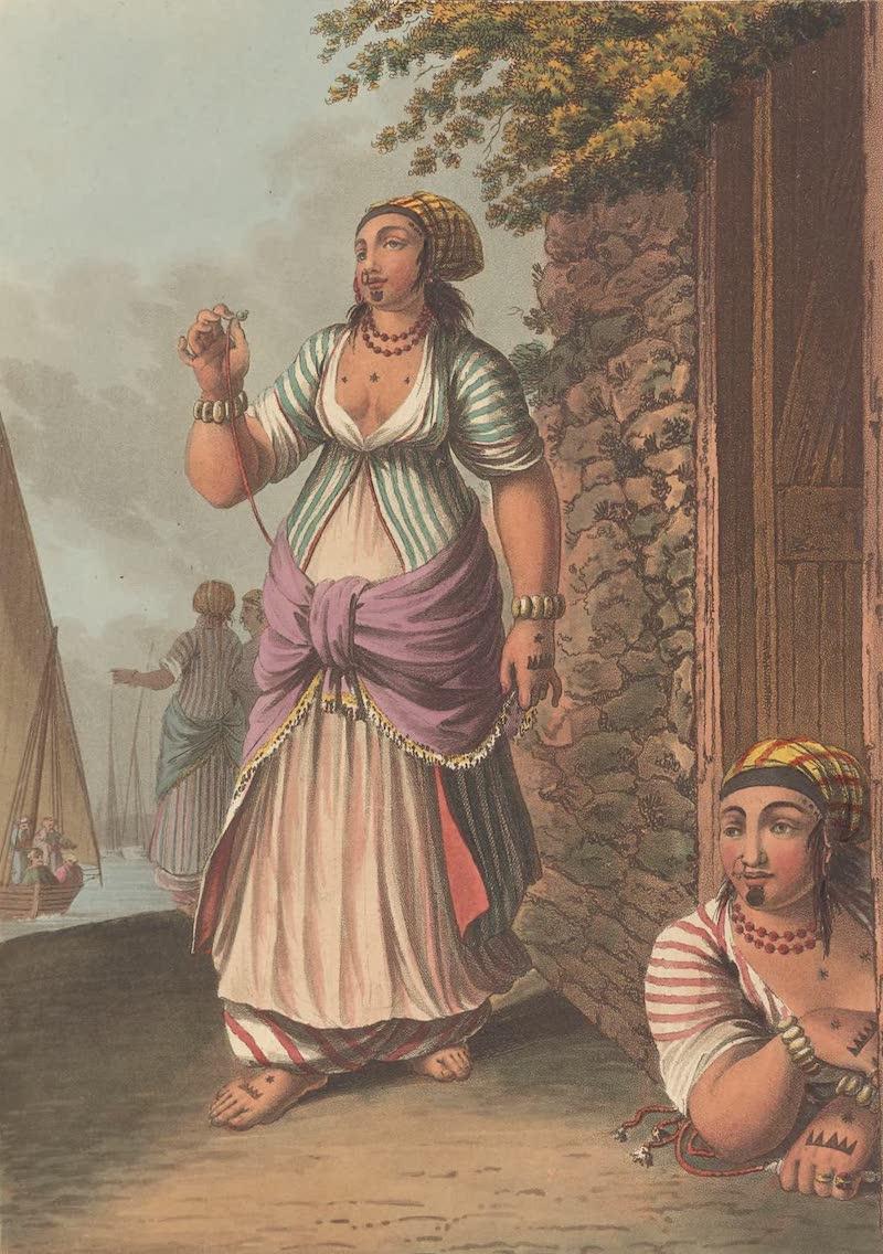 Egyptain Dancing Girls