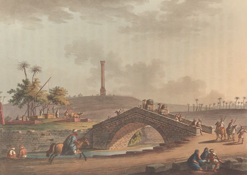 Bridge over the Canal of Alexandria