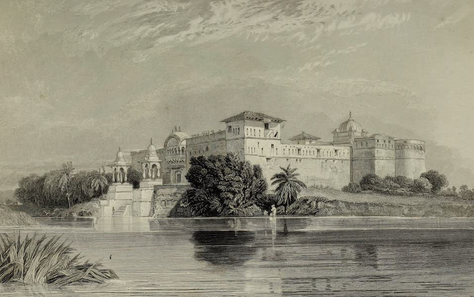 Views in India, China, and on the Shores of the Red Sea - Perawa Malwa (1835)