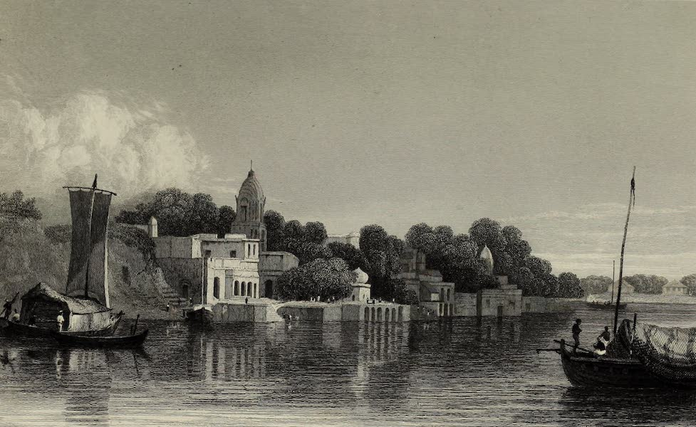 Views in India, China, and on the Shores of the Red Sea - Cawnpore (1835)