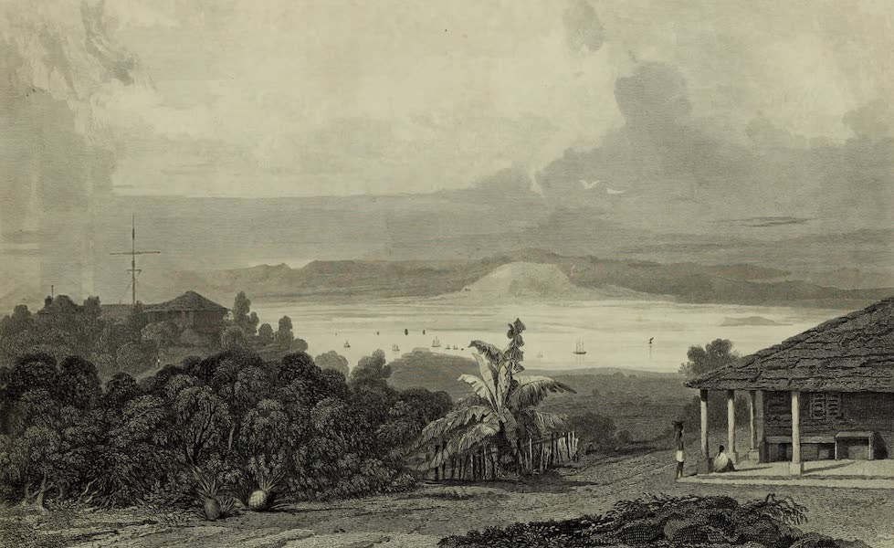 Views in India, China, and on the Shores of the Red Sea - Pulo Penang (1835)