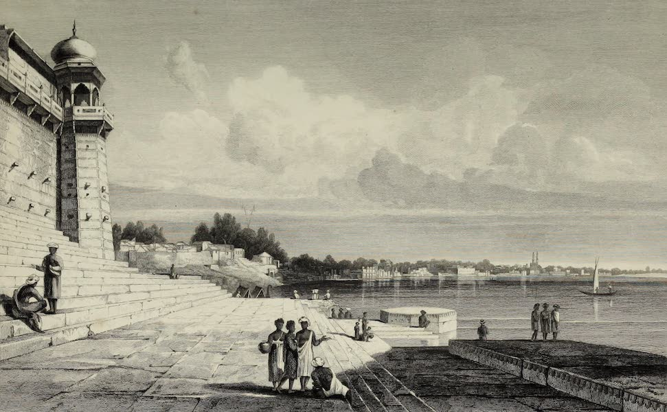 Views in India, China, and on the Shores of the Red Sea - Benares (1835)