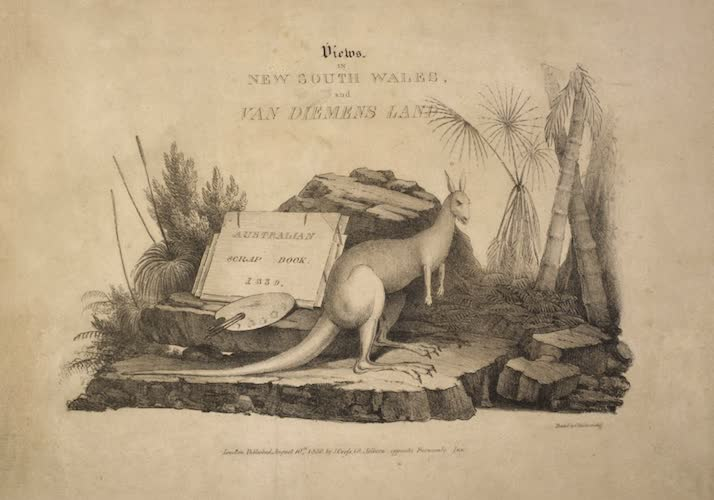 Views in New South Wales and Van Diemen's Land