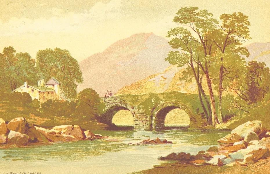 Views in North Wales - Beddgelert (1875)