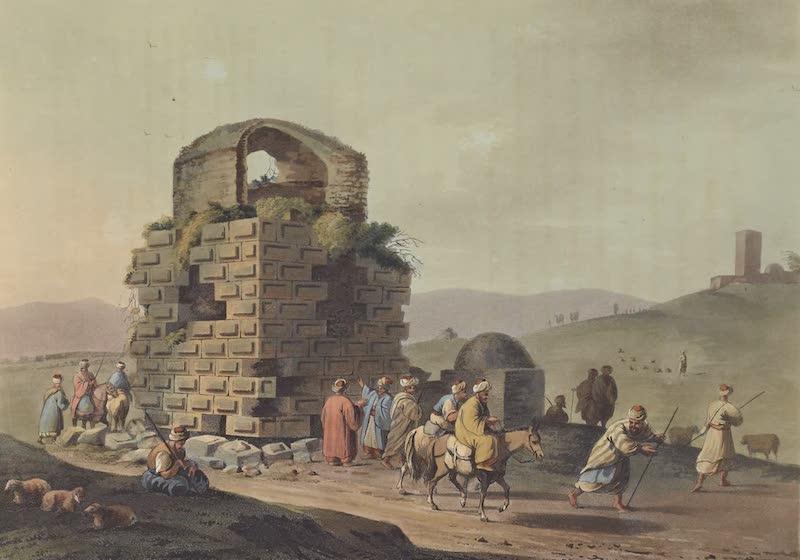 Views in Palestine - The Sepulchre of Rachel (1804)