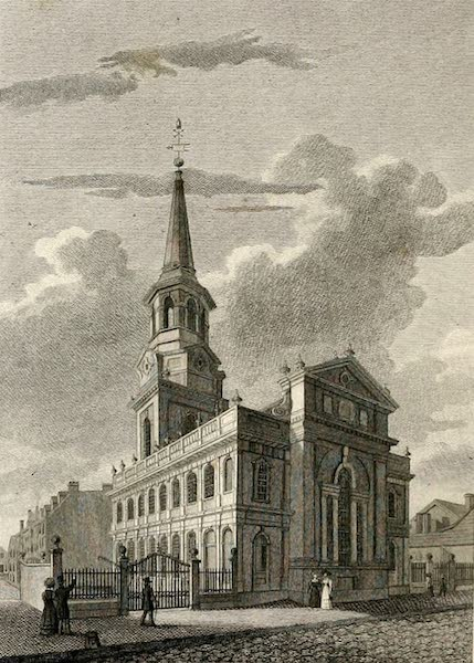 Views in Philadelphia and its vicinity - Christ-Church (1827)