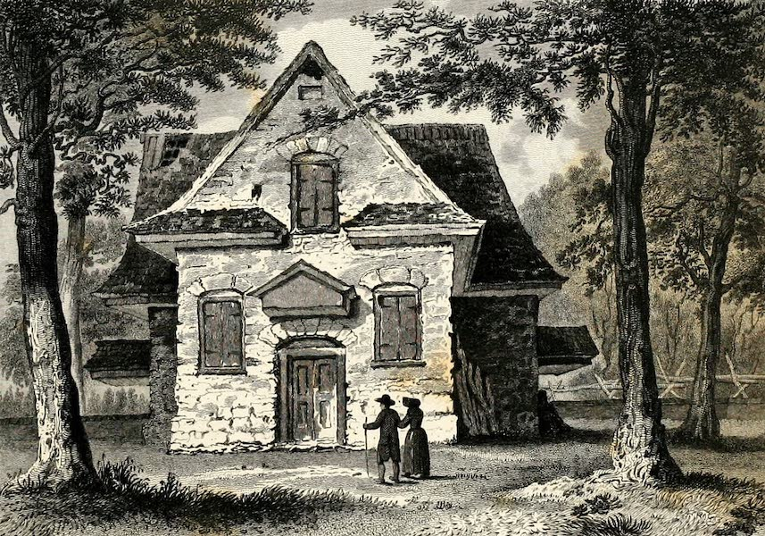 Friends Meeting House - Merion