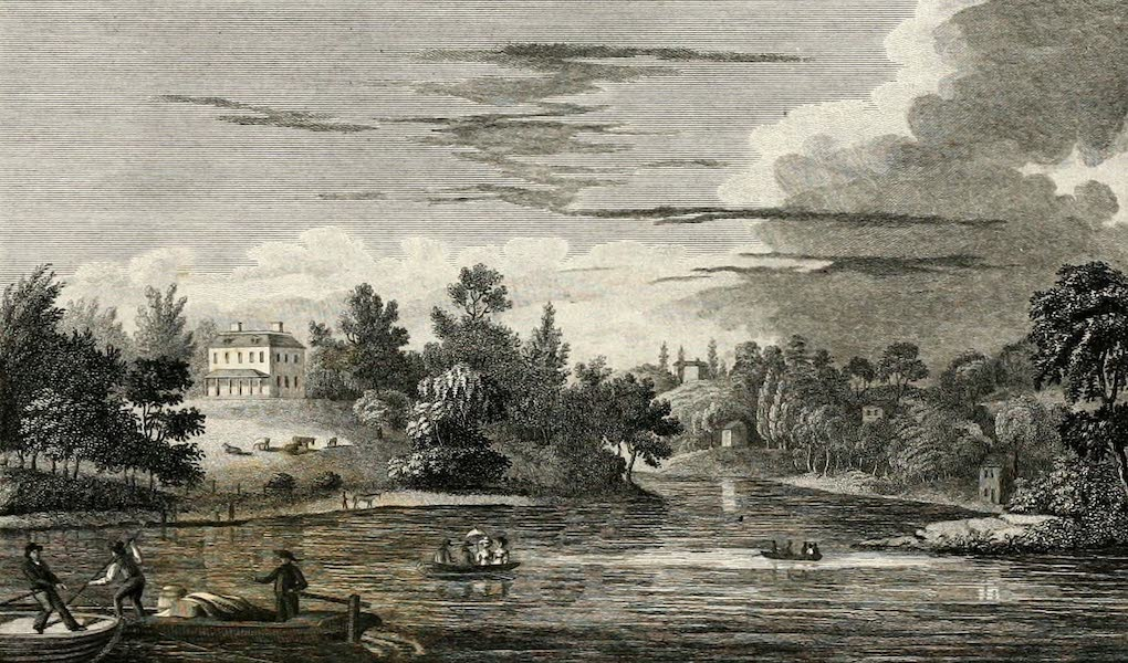 Views in Philadelphia and its vicinity - Eaglesfield (1827)