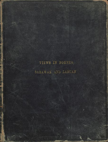 Views in the Eastern Archipelago - Front Cover (1847)