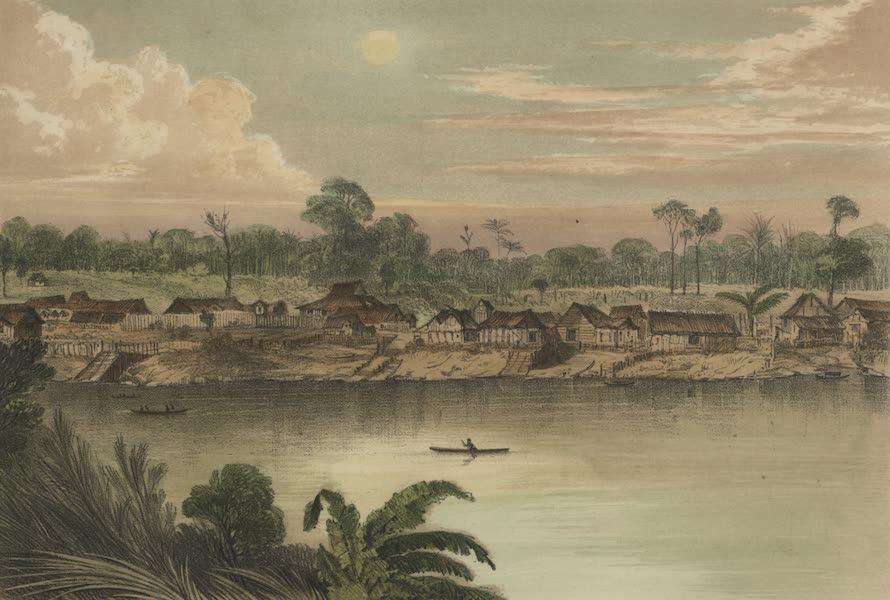 Mr. Brooke's first residence, Sarawak