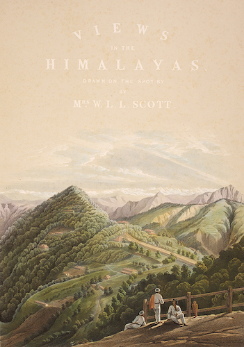Views in the Himalayas (1852)