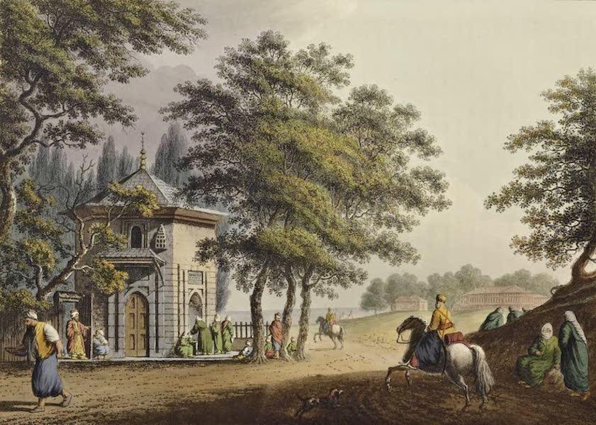 Views in the Ottoman Dominions - Pera (1810)