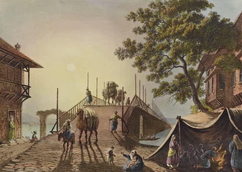 Views in the Ottoman Dominions - Ponte Piccolo (1810)