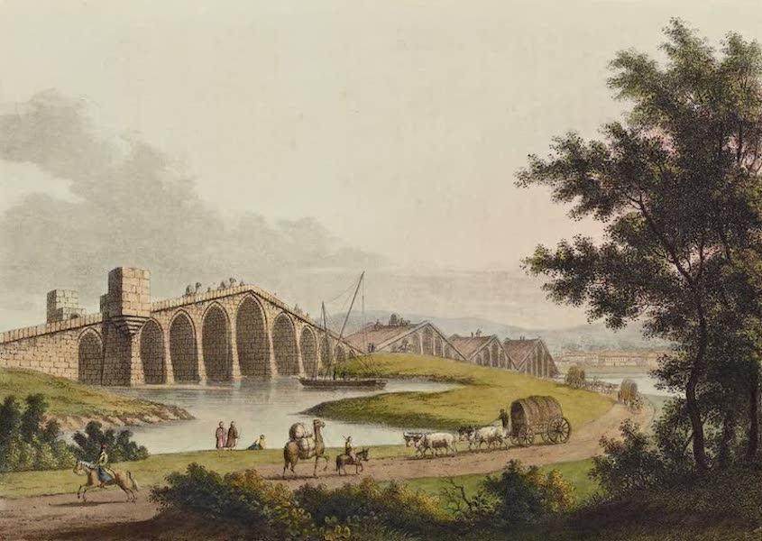 Views in the Ottoman Dominions - Ponte Grande (1810)