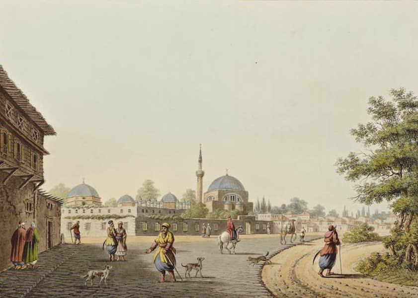 Views in the Ottoman Dominions - Tchiurluk (1810)