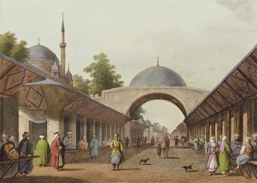 Views in the Ottoman Dominions - Borgas (1810)