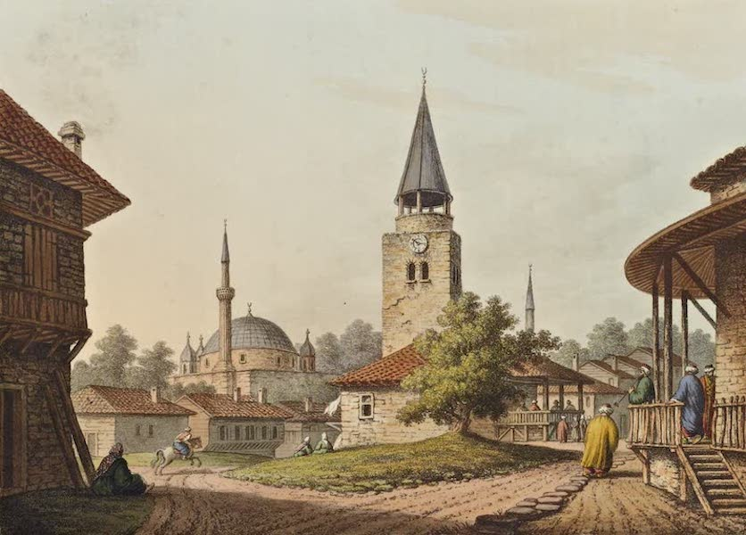 Views in the Ottoman Dominions - Kaskerat (1810)
