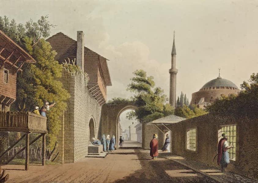 Views in the Ottoman Dominions - Eski-Estamboul (1810)