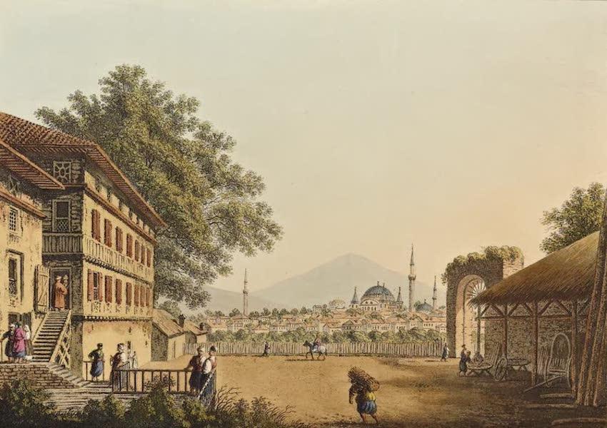 Views in the Ottoman Dominions - Kirkclisia (1810)