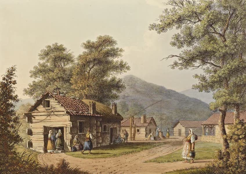 Views in the Ottoman Dominions - Ciala Kavak (1810)