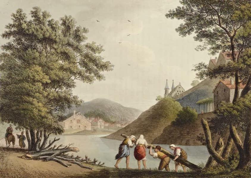 Views in the Ottoman Dominions - Pitesti (1810)