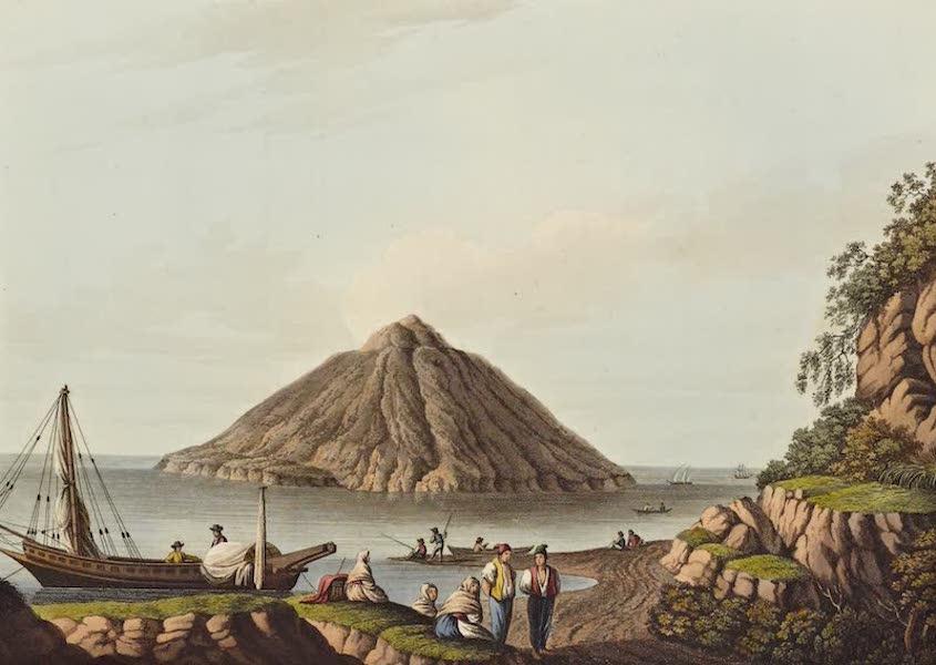 Views in the Ottoman Dominions - Island of Stromboli (1810)